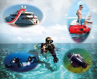 Dive Gear Water Toys Rentals
