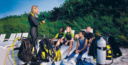 Dive Scuba Training