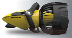 Seadoo RS3 Features