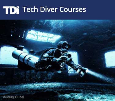 TDI Technical Scuba Diver Courses