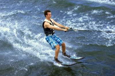 Adult Combo Water Skis